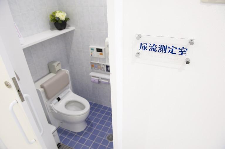 尿流量測定器(TOTOスカイフロー)